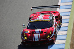 #50 Arnage Racing Ferrari 488 GT: Akihiro Tsuzuki, Morio Nitta