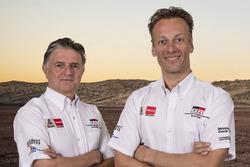 Bernard ten Brinke, Michel Périn, Toyota Gazoo Racing