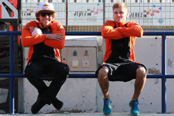 Darryn Binder and Brad Binder, Red Bull KTM Ajo
