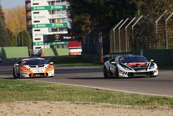 #3 Bonaldi Motorsport: Patrick Kujala, Richard Antinucci