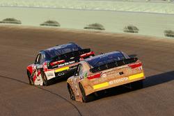 Matt Tifft, Joe Gibbs Racing Toyota and Ben Kennedy, Richard Childress Racing Chevrolet