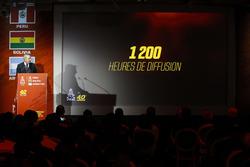 Conférence de presse Dakar 2018