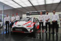 TOYOTA GAZOO Racing WRC 2017年シーズン報告会
