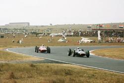 Ричи Гинтер, BRM P57, Питер Де Клерк, Alfa Romeo Special