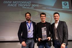 Marc Bongers, Markus Reiterberger, Uwe Geyer, BMW Motorrad Race Trophy 2017