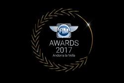 Церемония награждения FIM