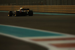 Abu Dhabi november test