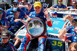 Super2 winner Todd Hazelwood, Matt Stone Racing