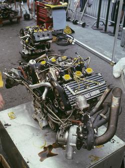 Motores Turbo V6 Renault