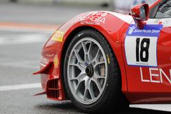 Maurizio Pitorri, 488 Challenge, Best Lap, dettaglio