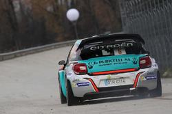 Крейг Брин и Тамара Молинаро, Citroën DS3 WRC