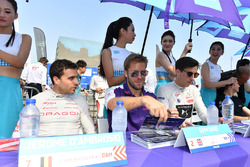 Жером д'Амброзіо, Dragon Racing, Сем Бьорд, DS Virgin Racing, Алекс Лінн, DS Virgin Racing