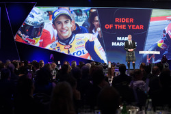 Rider of the Year Award voor Marc Marquez