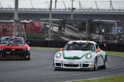 #96 TA3 Porsche 997 Cup: Craig Conway of Irish Mike's Racing