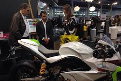 Презентація FIM Кубку світу Moto-e