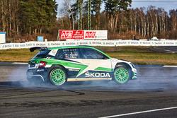 Ян Копецкі, Павел Дреслер, Skoda Motorsport, Skoda Fabia R5