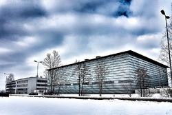 Фабрика Sauber в Хинвиле