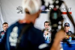 Bruno Famin, Peugeot Sport, Stéphane Peterhansel, Peugeot Sport