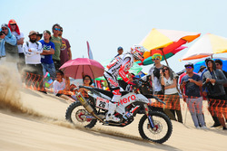 #26 Hero MotoSports Team Rally: Joaquim Rodrigues