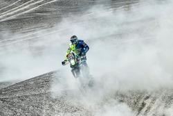 #53 Sherco TVS Racing Sherco: Aravind KP