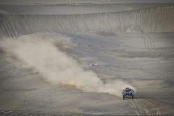 Язид Аль-Раджи и Тимо Готтшальк, X-Raid Team, MINI John Cooper Works Buggy (№314)