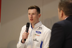 Elfyn Evans talks to Henry Hope-Frost on the Autosport Stage