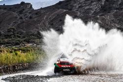 #327 Ford: Marco Bulacia, Eugenio Arrieta