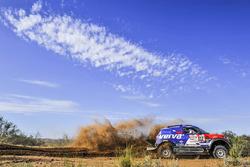 Якуб Пшигоньский и Том Колсул, X-Raid Team, MINI John Cooper Works Rally (№312)
