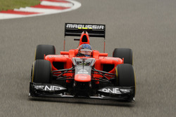 Тимо Глок, Marussia F1 Team MR01