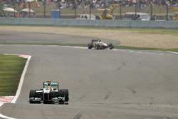 Winnaar Nico Rosberg, Mercedes AMG F1 W03