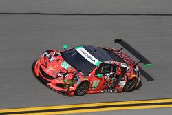 #93 Michael Shank Racing Acura NSX, GTD: Лоусон Ашембах, Джастін Маркс, Маріо Фарнбахер, Ком Ледогар
