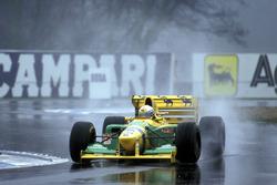 Риккардо Патрезе, Benetton B193 Ford