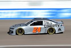NASCAR-Test in Las Vegas, Januar