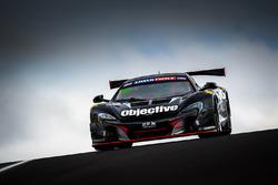 #11 Objective Racing Mclaren 650S: Tony Walls, Warren Luff, Timothy Slade, Jaxon Evans