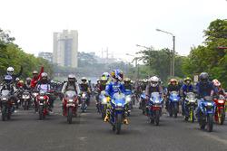 Suzuki Indonesië Bijeenkomst