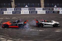 David Coulthard et Petter Solberg pilotent la VUHL 05 ROC Edition