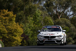 #13 RHC-Lawrence/Strom (MarcGT) BMW M4 GT4: Daren Eric Jorgensen, Cameron Lawrence, Brett Strom, Kuno Wittmer