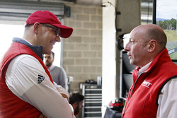 Chris Reinke, Head of Audi Sport Customer Racing, Vincent Vosse