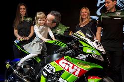 Manuel Puccetti, Toprak Razgatlioglu, Kenan Sofuoglu, Kawasaki Puccetti Racing