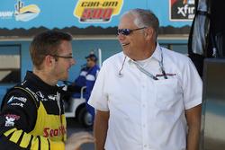 Sébastien Bourdais, Dale Coyne Racing with Vasser-Sullivan Honda, Art StCyr