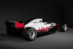 Презентация Haas F1 VF-18