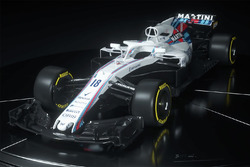 Präsentation: Williams FW41