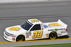 Josh Reaume, Reaume Brothers Racing, R-Coin Chevrolet Silverado