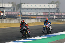Petrucci and Tito Rabat, Avintia Racing