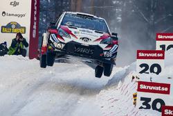 Ярі-Матті Латвала, Міікка Анттіла, Toyota Yaris WRC, Toyota Gazoo Racing