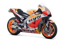 Präsentation: Honda MotoGP