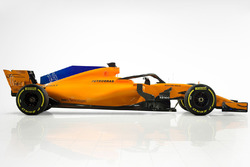 McLaren MCL33 launch
