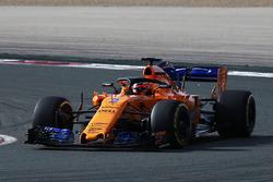Présentation de la McLaren MCL33