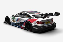 Présentations des livrées BMW Motorsport