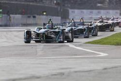 Нельсон Пике-мл., Jaguar Racing, и Антониу Феликс да Кошта, Andretti Formula E Team